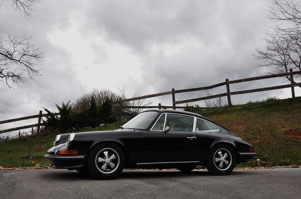 1969 Porsche 911T SOLD