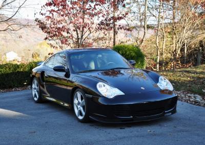 2005 Porsche 911 Turbo S SOLD