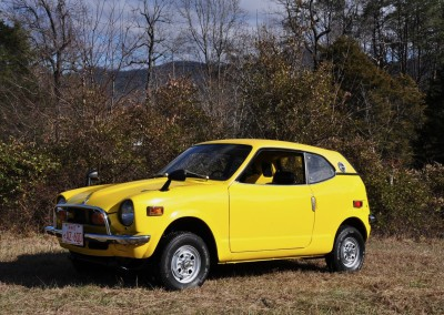 1972 Honda AZ600 Coupe 4-speed SOLD