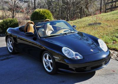 2003 Porsche Boxster S SOLD