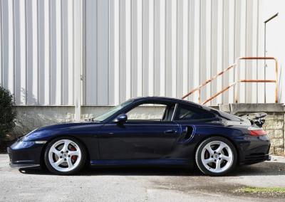 2001 Porsche 911 Turbo (996) SOLD