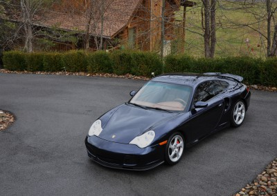 2003 Porsche 911 Turbo X50 SOLD