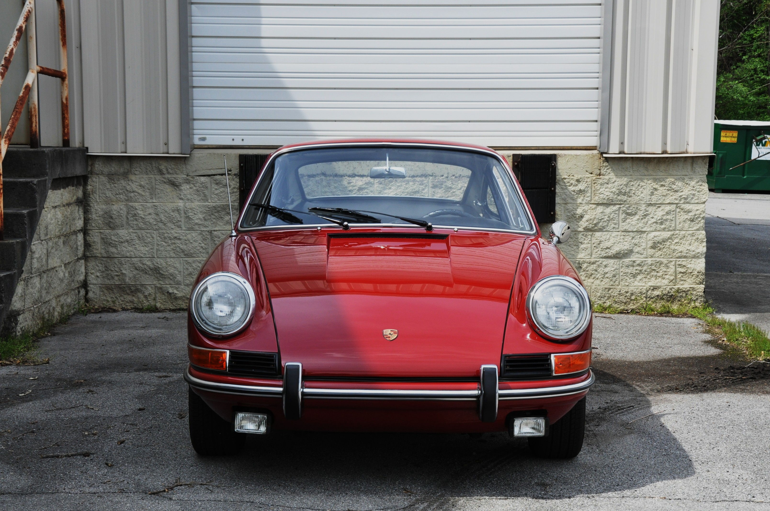 1967 Porsche 912 SWB Coupe SOLD