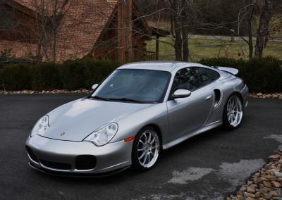 2001 Porsche 911 Turbo SOLD