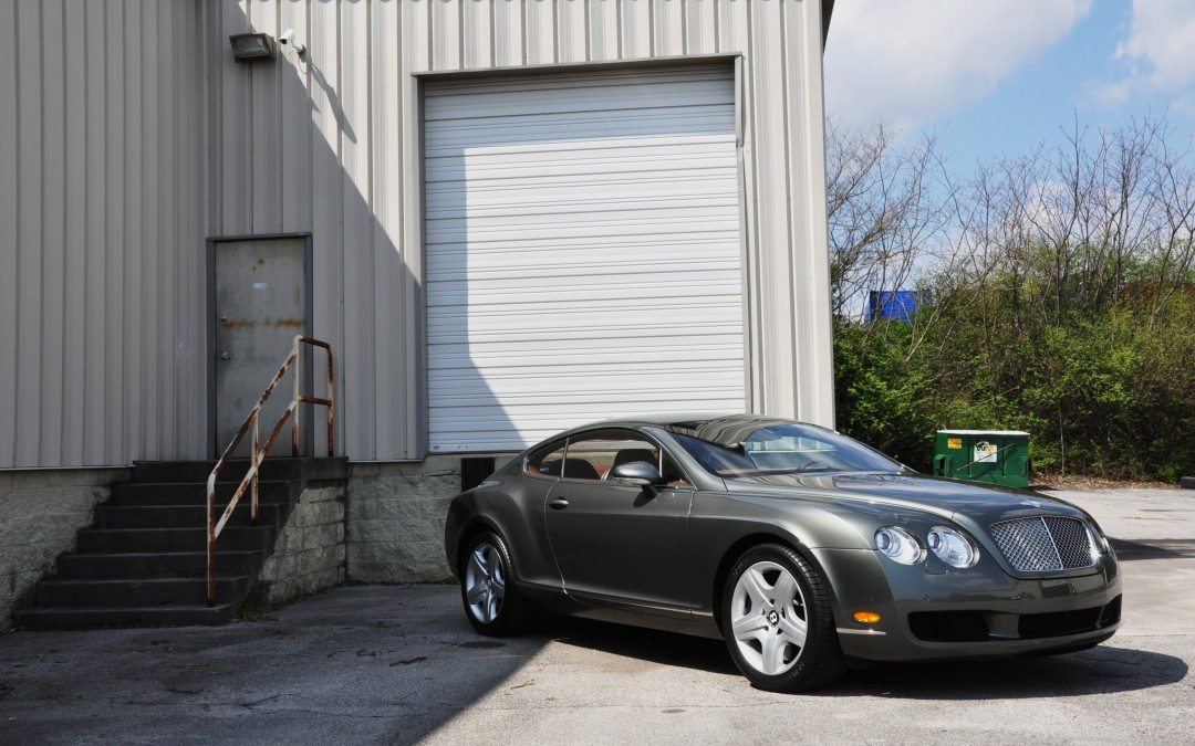 2006 Bentley Continental GT SOLD