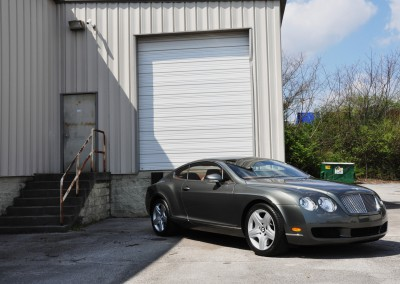 2006 Bentley Continental GT SOLD
