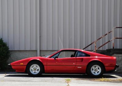 1980 Ferrari 308GTBi $57,500
