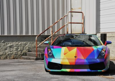 2008 Lamborghini Gallardo Spyder SOLD