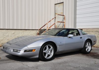 1996 Chevrolet Corvette Coupe Collector's Edition SOLD