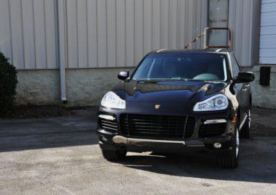 2008 Porsche Cayenne Turbo Sold