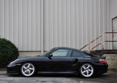 2001 Porsche 911 (996) Turbo Sold