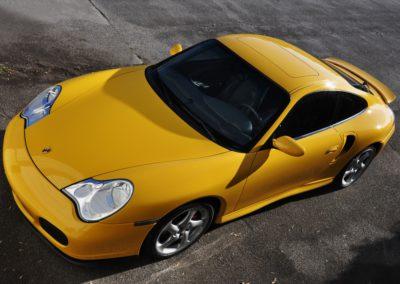 2003 Porsche 911 (996) Turbo X50 SOLD