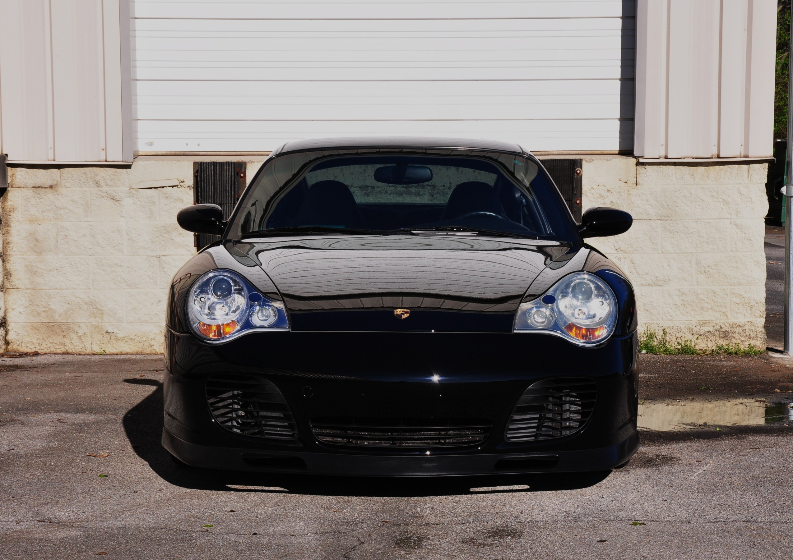 2005 Porsche 911 (996) Turbo S Coupe SOLD   Motion Consulting