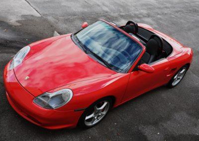 2004 Porsche Boxster S Sold