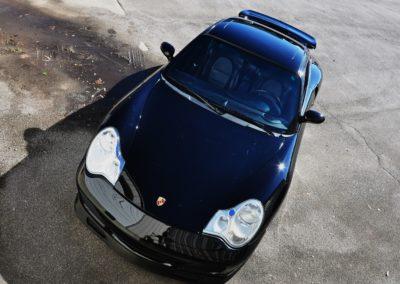 2005 Porsche 911 (996) Turbo S Coupe SOLD