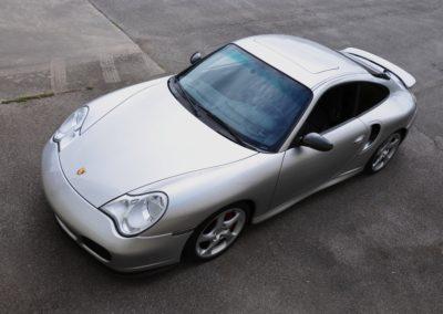 2002 Porsche 911 (996) Turbo X50 SOLD