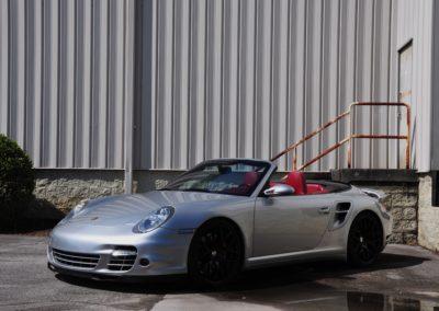 2008 Porsche 911 (997) Turbo Cabriolet SOLD