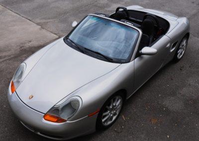 2001 Porsche Boxster S SOLD