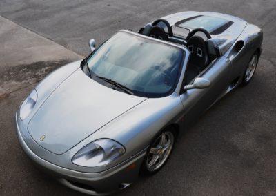 2002 Ferrari 360 Spider SOLD