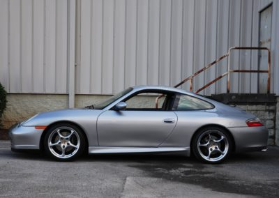 2004 Porsche 911 40th Jahre X51 Coupe SOLD