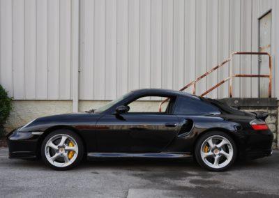 2005 Porsche 996 Turbo S 6-speed Coupe $57000