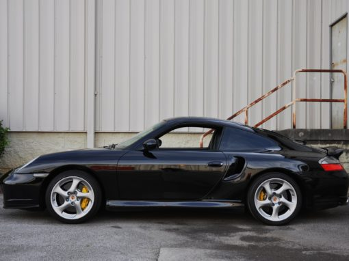 2005 Porsche 996 Turbo S 6-speed Coupe $70,000