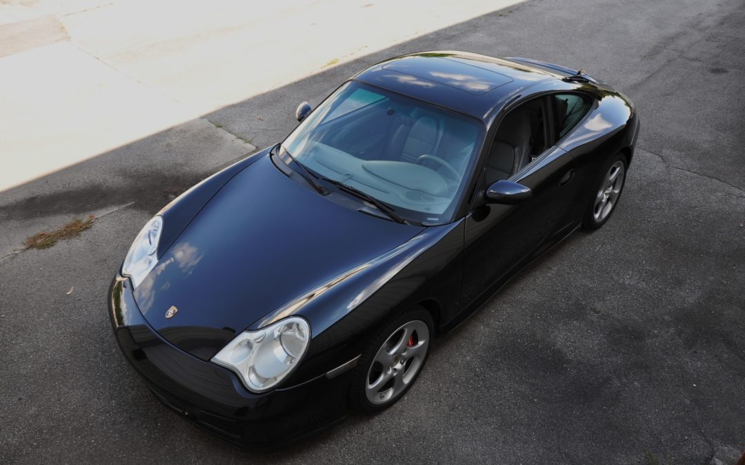 2004 Porsche 996 C4S 6-Speed SOLD