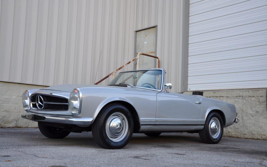 1964 Mercedes-Benz 230SL SOLD