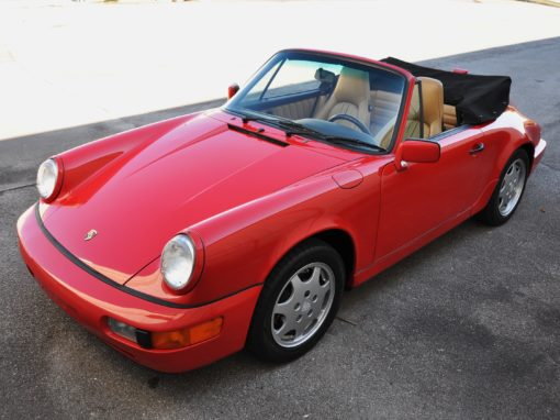 1990 Porsche 964 Carrera 2 SOLD