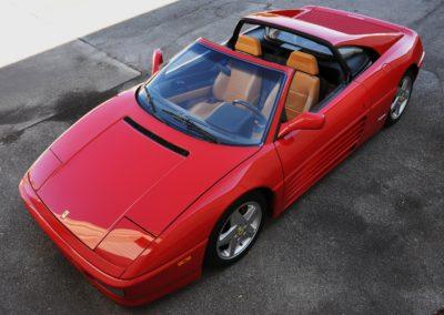 1992 Ferrari 348ts SOLD