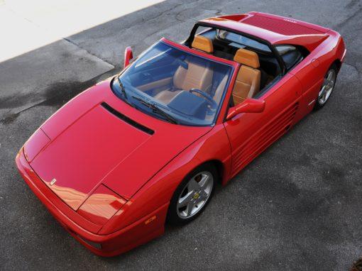 1992 Ferrari 348ts $52,000