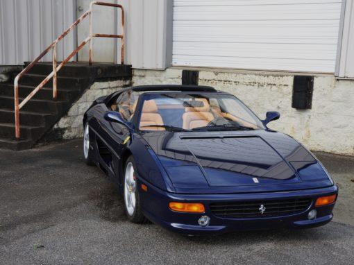 1998 Ferrari 355GTS F1 $98,500