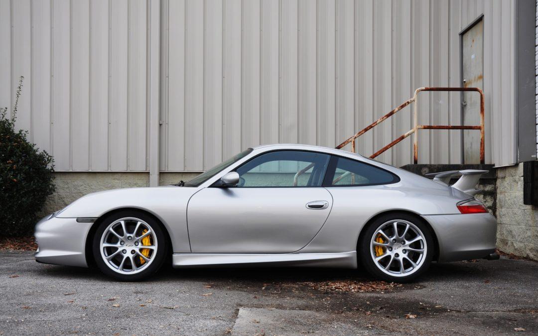 2004 Porsche GT3 $102,000