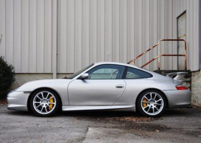 2004 Porsche GT3 $98,000