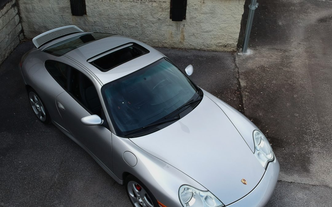 2002 Porsche Carrera 4S (996) SOLD