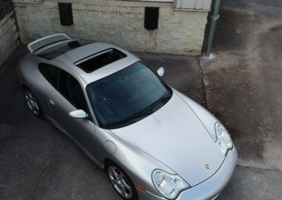 2002 Porsche Carrera 4S (996) SOLD