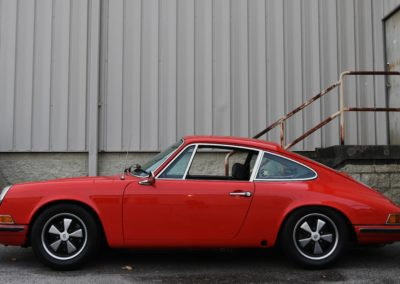 1970 Porsche 911T Hotrod
