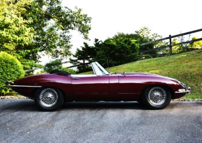 1967 Jaguar XKE OTS Series 1 Roadster
